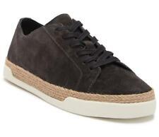 New in Box- $225 Vince. Jadon Low Top Graphite Suede Espadrille Sneaker Size 7.5