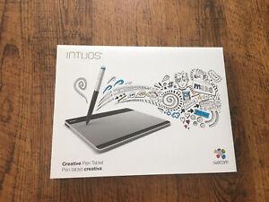 Intuos CTH-480/S1 Small Creative Pen Tablet WACOM