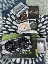 EVGA NVIDIA GeForce GTX 1070 Ti FTW Ultra Silent 8GB GDDR5 (08GP46678KR)