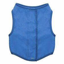 RRP £21 - Cool Club Elastofit Ice Blue Dog Vest Large