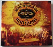 BRUCE SPRINGSTEEN / THE SEEGER SESSIONS WE SHALL OVERCOME / CD / DVD / DUAL DISC
