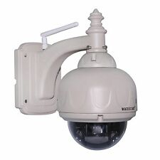 Wanscam PT Network Security Wifi Dome HD 720P 1MP IP Camera Motion Detection P2P