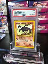 Pokemon Shining Charizard PSA 1 - 107/105 (Neo Destiny) Ultra Rare Holo