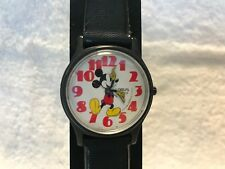 Disney Mickey Mouse watch by Lorus V515-8000 New Battery Runs Great