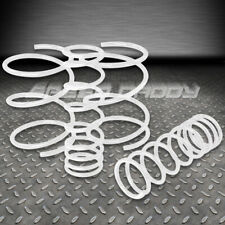 "2"" DROP SUSPENSION LOWERING SPRINGS FITS 89-94 NISSAN 240SX S13 SILVIA KA WHITE"