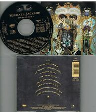 Michael Jackson ‎– Dangerous CD Album 1991