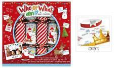 6 Family Fun Christmas Crackers