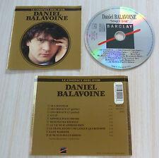 CD album LE COMPACT DISQUE D'OR - BALAVOINE DANIEL 10 TITRES
