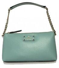Kate Spade Byrd Wellesley WKRU1427 Leather Shoulder Bag Clutch MSRP $165
