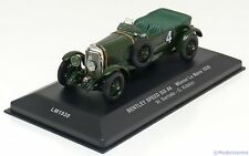 1:43 Ixo Bentley Speed Six Winner Le Mans Barnato/Kidston 1930