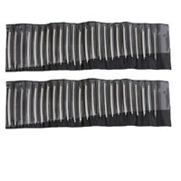 48pcs Electric Guitar Fret Wire Fretwires 2.7mm Luthier Tool Stainless Steel