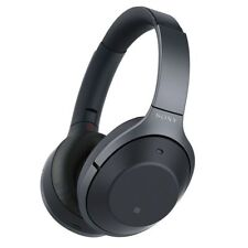 SONY Wireless Noise Canceling Headphone WH-1000XM2 B Black New