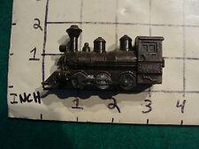Vintage die-cast train pencil sharpened, HONG KONG, works