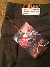 Orvis Trout Bum Pants Boundary Pant Olive NWT 36/30