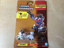 Transformers G1 1990 classic GROOVE MOSC defensor hasbro european