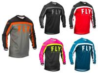 2020 Fly Racing F-16 Adult Motocross Jersey - MX SX ATV Off-Road Fly Racing