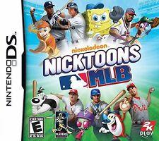 Nicktoons MLB DS