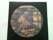 Iron Maiden - Piece of Mind -  Limited Picture LP 1983 / TOP - ZUSTAND ! ( RAR )