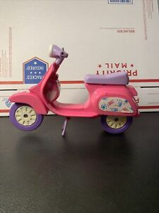 1989 Barbie Scooter Arco