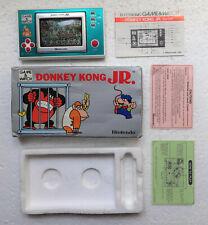 Gioco Elettronico Nintendo Game & Watch DONKEY KONG JR. vintage DJ-101 BOXED