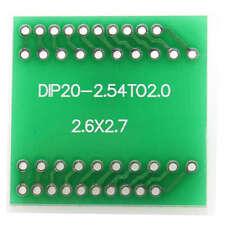 Xbee to 2.54 DIP Breakout Board Adaptador