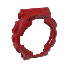 Casio G-Shock Bezel Red Case Part Bezel For GA-100B GA-100C GA-110FC