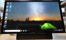 """Sharp Interactive Touch Screen 20"""" 1080p LED LCD Monitor LL-S201A PC HDMI DP"""