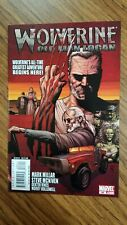 Wolverine Old Man Logan #66 Marvel Comics 2008