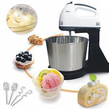 Stand Mixer Machine Electric Egg Beater Dough Maker Kitchen Bowl Baking Pro