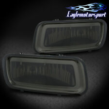 2004 2005 2006 Ford F150 F-150 Smoke Bumper Fog Lights Driving Lamps Pair