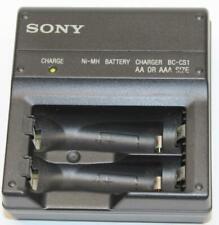 Sony BC-CS1 Ni-MH Battery Charger Unit for Rechargeable Camera Batteries AA AAA