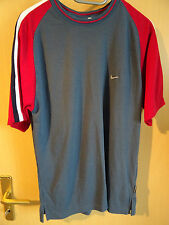 Nike Unifarben Herren-T-Shirts mit Rundhals