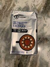 New listing Barissimo Fair Trade Colombia Coffee Dark Roast 100% Arabica Coffee 12-Oz Bag