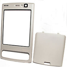 Housing Cover Case Fascia Battery Cover in Pearlescent White for Nokia n95 8gb