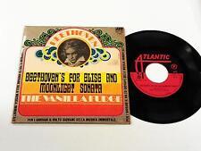 VANILLA FUDGE BEETHOVEN 'S FOR ELISE AND MOONLIGHT SONATA 7'' 45 GIRI 1968