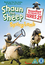 Shaun The Sheep - Spring Lamb DVD 2010 - Aardman Animation - New and Sealed