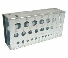 "Steel Drill Stand, 2-5/8"" D X 1-1/2"" H X 5-5/8"" W, Jobber, Stub Length"