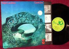 LP RALPH LUNDSTEN COSMIC LOVE 1976  HARVEST / EMI SWEDEN PRESS NM NEAR MINT