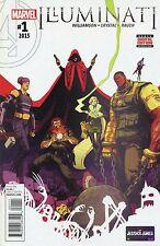 2015 Illuminati #1-5 ( Set Of 5 Issues ) Marvel Comics Nm