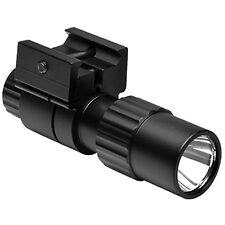 NcSTAR VISM 110 Lumen Pistol Rifle Weaver/Picatinny Rail Compact LED Flashlight