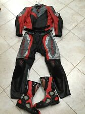 Motorcycle Dainese Racing Suite w/Gaerne Boots - Price Reduced To Sell