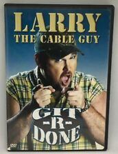 Larry The Cable Guy - Git-R-Done (DVD, 2004) Mint Condition