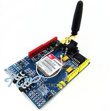 SIMCOM SIM900 Quad-band GSM GPRS Shield Development Board + Antenna for Arduino