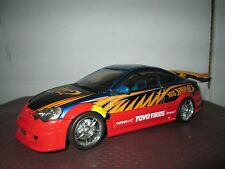 acura RSX  red Import Racer 100% hotwheels 1/18 tuner STREET RACING NO BOX