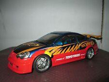 acura RSX  red Import Racer 100% hotwheels 1/18 tuner STREET RACING loose displa