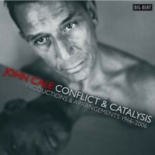 JOHN CALE-CONFLICT & CATALYSIS-PRODUCTIONS & ARRAN  CD NEU