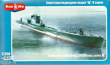 Mikromir 350-011 Soviet Navy Submarine shch class Series V-u Boot - 1:350