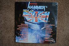 "Various Artists U.K. 2LP ""Metal Hammer's Best Of British Steel"" Revolver, SEALED"
