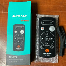 Aodelan ML-L7A Shutter Release Remote Control for Nikon Z 50 Coolpix P1000 A1000