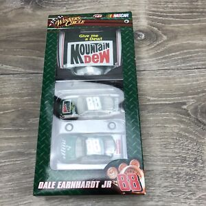2008 Winners Circle Dale Earnhardt Jr Mountain Dew Old/New School 1:64 Cars NEW